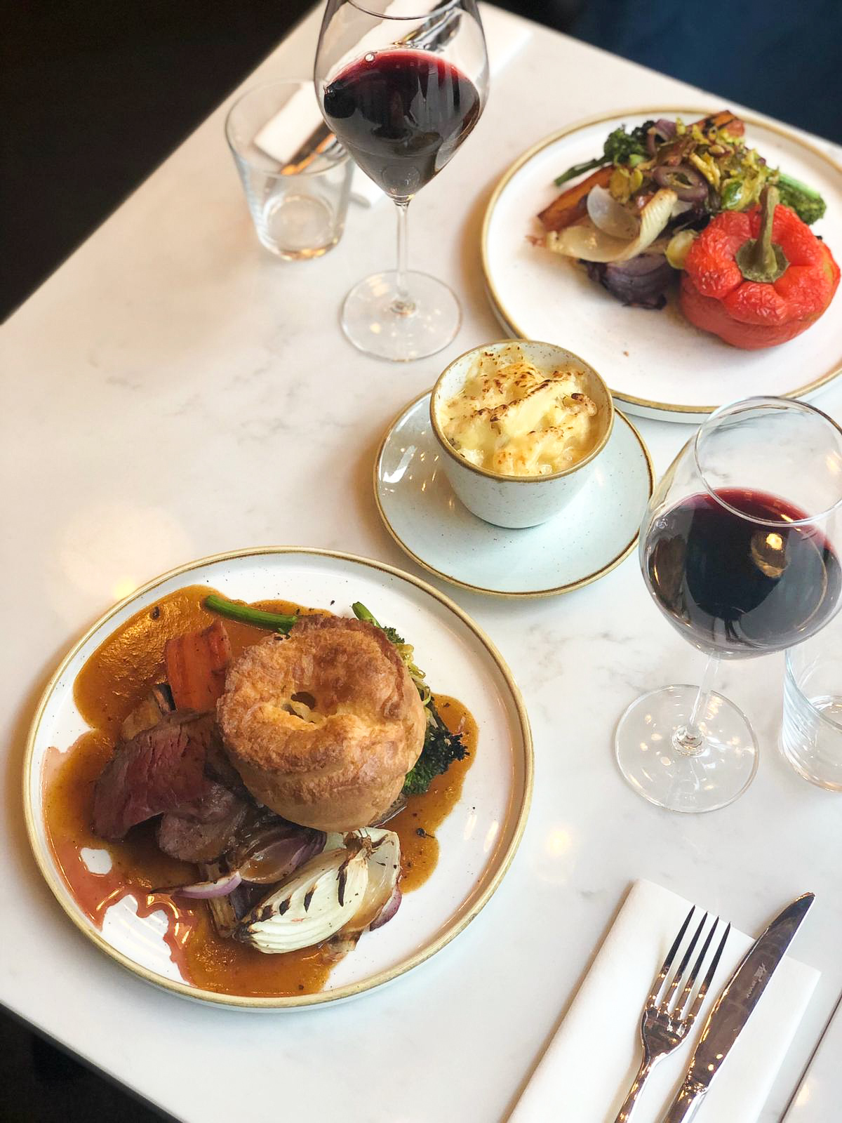 Sunday Roasts in Manchester